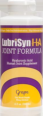 LubriSynHA 11.5oz - Grape Flavor