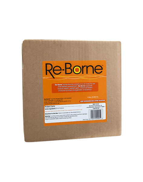 Re-Borne Bovine Colostrum 5 Liter