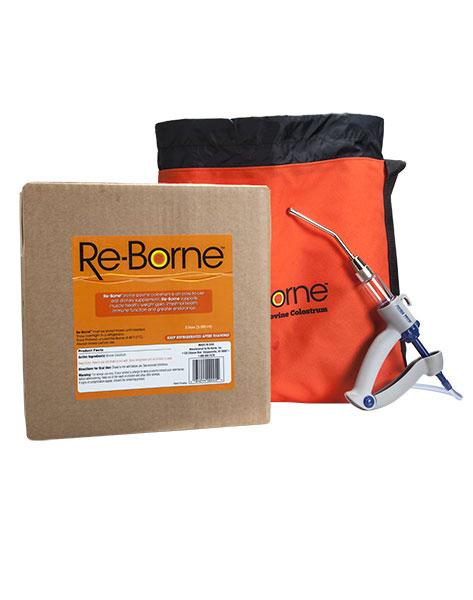 Re-Borne Carrying Bag and Dosing Gun - 5 Liter