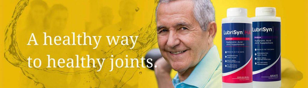 LubriSynHA | Hyaluronan | All-Natural Joint Supplement